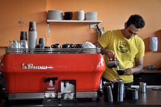 veneziano's coffee. #brisbane #coffee #barista