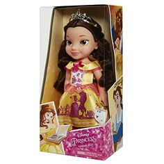 Disney Princess Belle Doll Brand New Diversified In Packaging Fashion, Character, Play Dolls