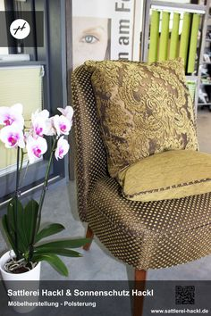 Design polstermöbel  polsterung #lounge #möbel #nähen #sofa #stuhl #sattlerei #stoff ...