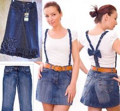 los pantalones vaqueros de reciclaje (5)