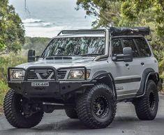 Nissan Patrol Y61, Extreme 4x4, Patrol Gr, Nissan 4x4, Toyota Trucks, Land Cruiser, Offroad, Touring, Dream Cars
