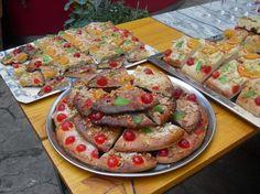 Paprika En La Cocina: Coca de Sant Joan - El Cingle -Vacarisses