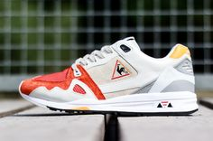 Highs and Lows x le coq sportif - LCS R1000