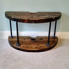 Marvelous Diy Recycled Wooden Spool Furniture Ideas For Your Home No 51