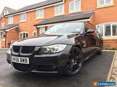 2006 BMW 330D M SPORT AUTO BLACK REMAPPED #bmw #330d #forsale #unitedkingdom
