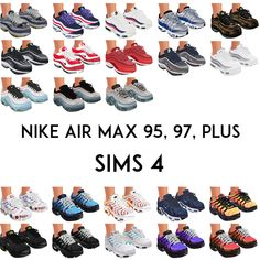 the sims 4 shoes nike VTSims, - The Sims 4 Pc, Sims Four, My Sims, Sims Cc, Sims 4 Men Clothing, Sims 4 Male Clothes, Children Clothing, Men Clothes, Dress Clothes