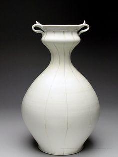 Allya Macdonald Tall Vase at MudFire Gallery