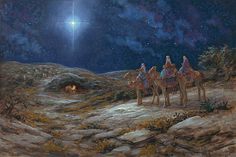 Star of Bethlehem - Jon McNaughton