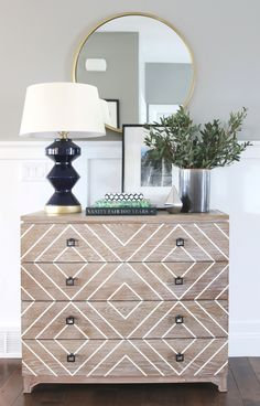 3 Reasons to Love Metal Accessories — STUDIO MCGEE #ChestOfDrawers