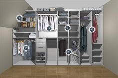 Wardrobe Closet: Wardrobe Closet Solutions