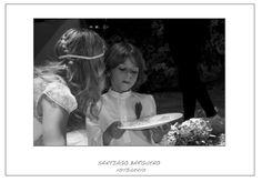 Madres con sus hijos en boda