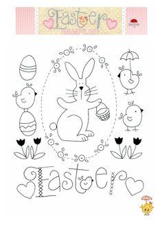 Easter Sampler P.2