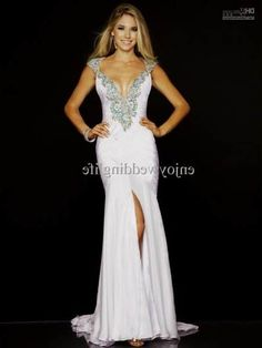 Expensive Prom Dresses 2018 White