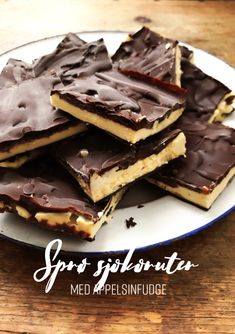 Mine beste påskeoppskrifter! Stevia, Candy, Snacks, Chocolate, Desserts, Food, Caramel, Sweet, Tailgate Desserts