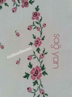 Cross Stitch Rose, Hand Embroidery Designs, Cross Stitch Patterns, Sim, Model, Activities, Cross Stitch Kitchen, Cross Stitch Owl, Cross Stitch Embroidery