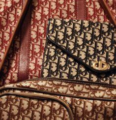 Dior Vintage Bags.