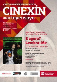 """""""E agora? Lembra-me"""" de Joaquim Pinto. Portugal, 2013, dentro del ciclo del curso 2015/16 dedicado al cine de #arteyensayo"""