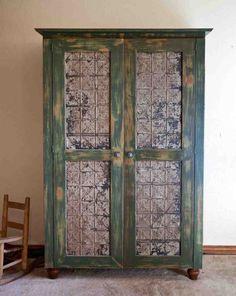 Rustic Tv Armoire Home Furniture Design