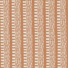 Kiosk | 176136 in Burnt Orange | Schumacher Fabric by Veere Grenney