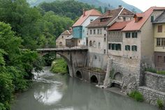 Skofja Loka, Slovenia - by Johann Jaritz - (posted by starboardside)
