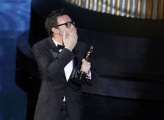 Michel Hazanavicius ha ganado el galardón a mejor director por 'The Artist'.