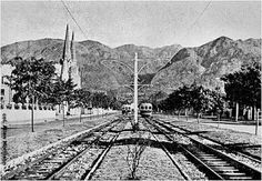 """CRONICAS Y HOLOGRAMAS DE ALFONSO ESPINEL  : CRÓNICA 10  ! """"DIVINAMENTE""""! (AE) Japan Spring, Spring Time, Old Photos, Railroad Tracks, Good Times, Cool Pictures, Past, City, World"""