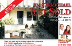 Great condo in El Cajon, Happy Clients!! Call us 619-670-6663 Carmichael Homes for ALL of your Real Estate needs.