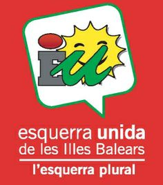 Logotip d'Esquerra Unida de les Illes Balears | l'esquerra plural