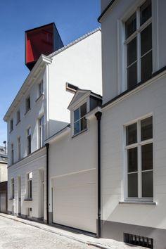 apartments B | Gent - Projects - CAAN Architecten / Gent