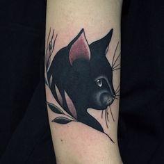 """Tattoo by @javierbetancourt"""
