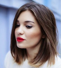 corte de cabelo 2016 liso - Pesquisa Google