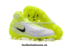 newest 0f05b b0b62 Coolest Nike Magista Obra II FG Football Boots - WhiteBlackVolt
