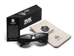 Edição especial de óculos assidada pelo site The Hype Br para a Evoke.  Design desenvolvido c3ad8cfc8f