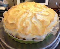 Rezept Florida Key Lime Pie - Limetten Kuchen mit Baiser Haube von Holyfee - Rezept der Kategorie Backen süß