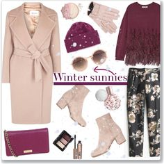 How To Wear Winter sunnies Outfit Idea 2017 - Fashion Trends Ready To Wear For Plus Size, Curvy Women Over 20, 30, 40, 50