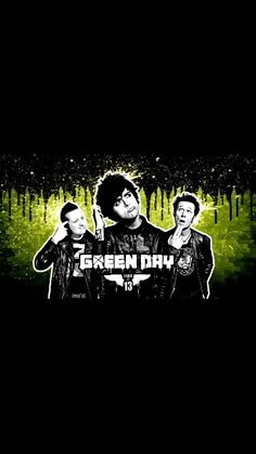 Green Day poster (: