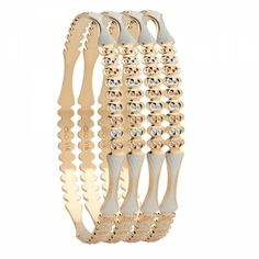 CNC Bangle Gold Chain Design, Gold Bangles Design, Designer Bangles, Designer Wear, Wedding Jewelry, Gold Jewelry, Jewellery, Classic Gold, Stylish Jewelry