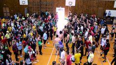 Full school Waiata and Haka - HC Day 2015 (Heretaunga College)