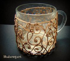 DeviantArt is the world's largest online social community for artists and art enthusiasts, allowing people to connect through the creation and sharing of art. Copper Artwork, Candle Holders, Deviantart, Romani, Tableware, Handmade, Gypsy, Twitter, Hand Made