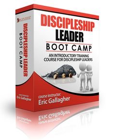"""Giving Away """"5"""" Discipleship Leader Boot Camp Courses"""