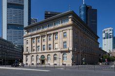 TOUCH dieses Bild: LANDMARK VERKAUF ROSSMARKT 18, FRANKFURT VON DEUTSCHER BANK by Hans-Georg Heffe-Sander