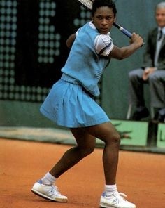 Zina Lynna Garrison (born November 16, 1963, in Houston, Texas) is a former professional tennis player from the United States. During her career, she was a women's singles runner-up at Wimbledon in 1990, a three-time Grand Slam mixed doubles champion, and a women's doubles gold medalist at the 1988 Olympic Games.