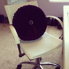 Office decor, pillow!
