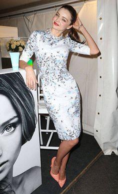 Street Style Miranda Kerr - Best Miranda Kerr Street Style - Harper's BAZAAR