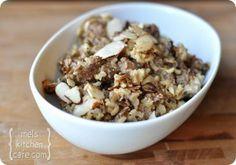 Wild Rice Hot Dish is a popular ground beef casserole straight from Minnesota!