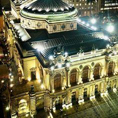 Teatro Municipal de São Paulo - São Paulo - Brasil