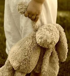 the velveteen rabbit....  <3