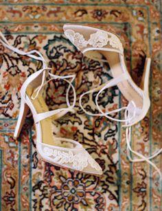 56481ec8df Old World Meets Modern Industrial in this San Francisco Wedding. Blue  Wedding ShoesWedding Shoes HeelsLace ...