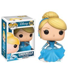 Disney Princess Gown Pop! Vinyl Figure Cinderella : Forbidden Planet