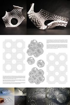 Gallery of 'Minimal Complexity' at the TEXFAB 2 0 and REPEAT Exhibition 14 is part of - Image 14 of 16 from gallery of 'Minimal Complexity' at the TEXFAB 2 0 and REPEAT Exhibition Installation board 03 Parametric Architecture, Parametric Design, Architecture Design, Temporary Architecture, 3d Pattern, Pattern Design, Patterns, Pavilion Design, Digital Fabrication